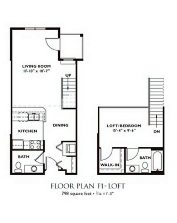 Madison apartment floor plans nantucket apartments madison for One bedroom efficiency apartment plans
