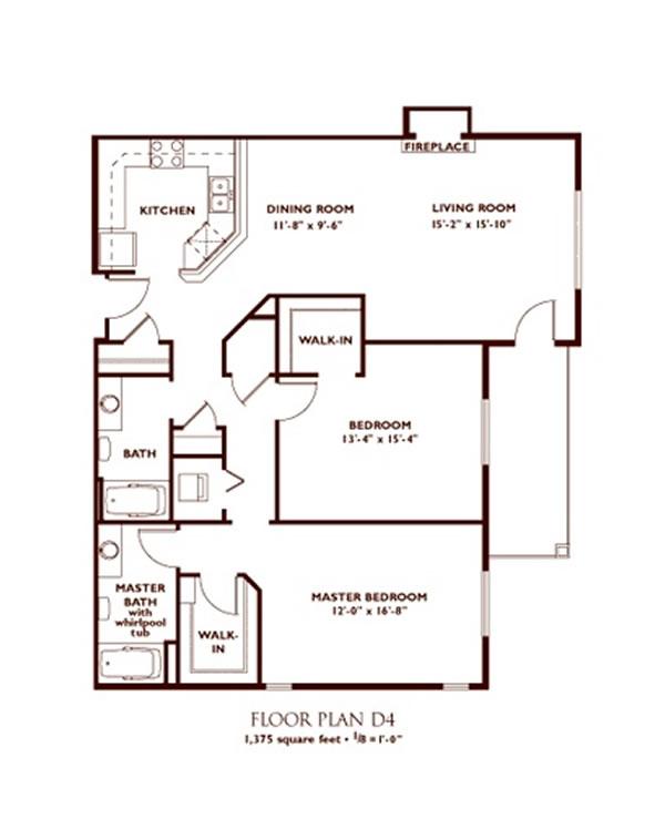 2 Bedroom Loft Apartment Floor Plans Thefloors Co